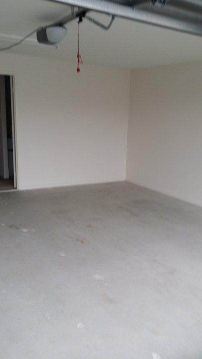 Garage Carpet Installation Using Marine Grade Carpet Garage Carpet Installation Before