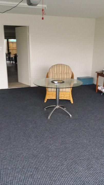Garage Carpet Installation Using Marine Grade Carpet Garage Carpet Installation After