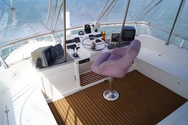 Widely used throughout the boating carpet industry.