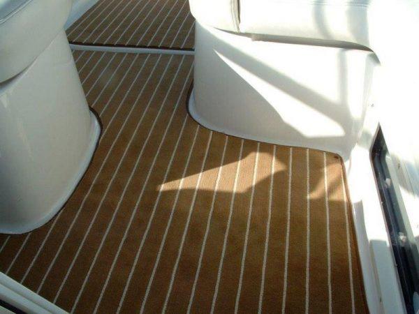 marine carpet teak