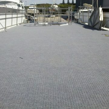 Outdoor Marine Carpet Ribbed Meterorite
