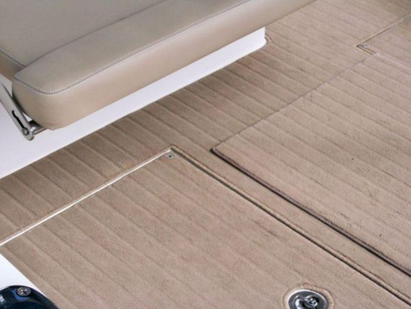 An ideal product for all outdoor and indoor boating flooring needs.