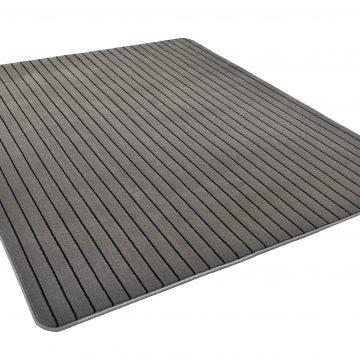 Marine Carpet Teak Platinum Black