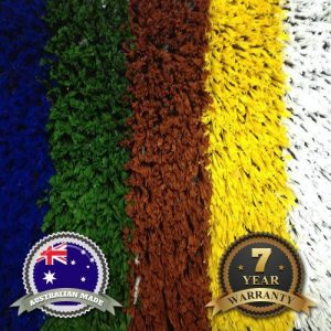 19mm Synthetic Grass Carpet Play Turf