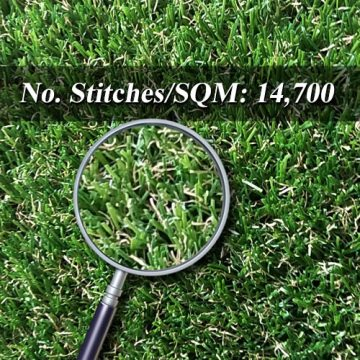 25mm Synthetic Grass Carpet plymouth_stitches