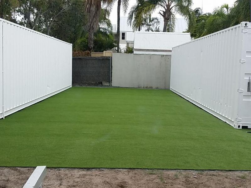 Outdoor Grass Mats