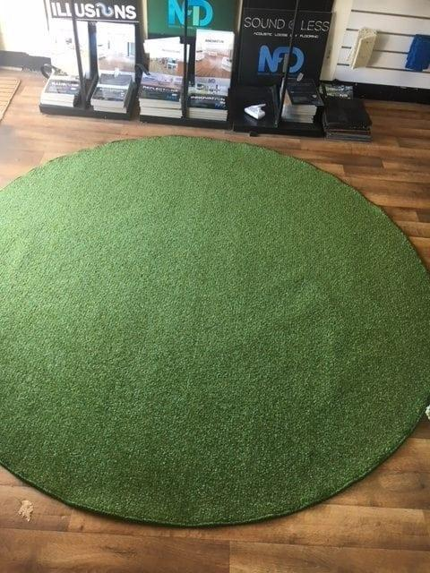 grass mats Designed to replicate a real lawn