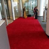 Red Carpet Runners Fire Truck Red