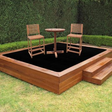 complete your outside entertaining area in style.