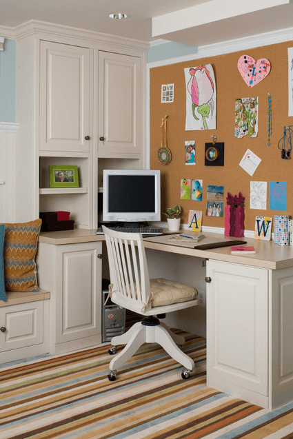 Keep your office, studio or kids' bedrooms and playrooms organised.