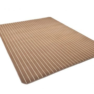 All our outside rugs are weather and spill resistant.
