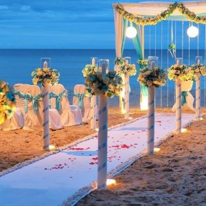 perfect choice for wedding aisle runners