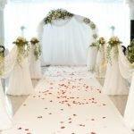White Wedding Runners
