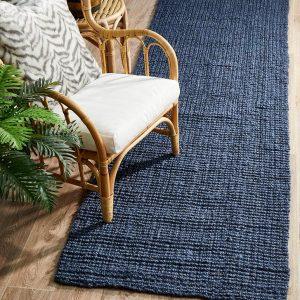 Chunky Natural Fibre | Furniture Rug