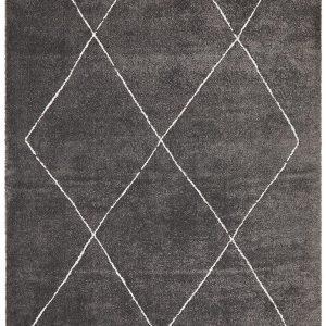 Charcoal Dense Pile Rug