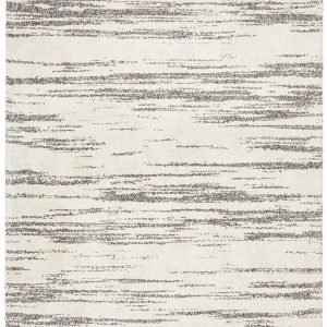 Charcoal Contemporary Area Rugs
