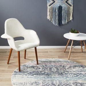 Blue Colour | Furniture Rug