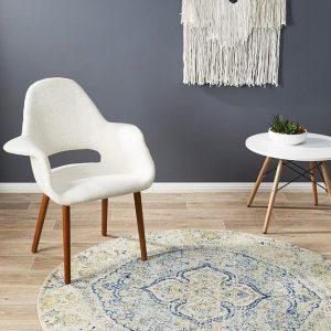 Sky Blue | Furniture Area Rug