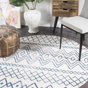 Floor Rug   Tribal Design