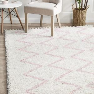 Thick Solid Pile Rug
