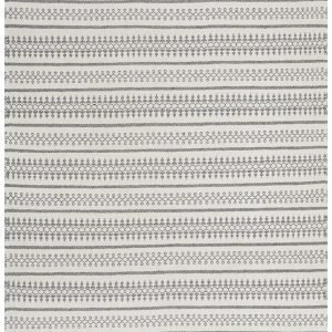 Silver Able Wool Rug
