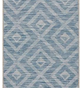 Blue Outdoors Rug