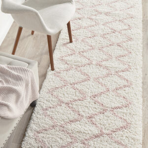 Thick Solid Pile Rug Runner