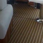 Marine Carpet Teak Cream