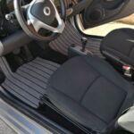 Car Mat -Marine Carpet Platinum Black