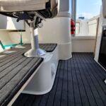 Boat Fitment Marine carpet Charcoal Black