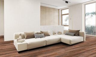 Acoustic vinyl plank - Yarra